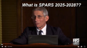 Emergency Sunday Broadcast! World Shocked By SPARS 2025-2028 Document