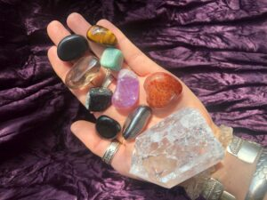 Crystal Sale Live on FaceBook May 23 Starting at 4:00 PM EST | Back To Nature