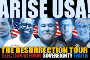 Join the Fight! Ride for the USA with ARISE USA Resurrection Tour. BigBatUSA.com