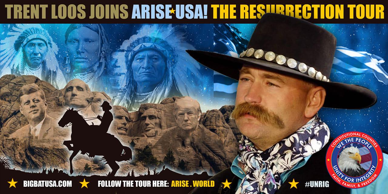 Arise USA Resurrection Tour